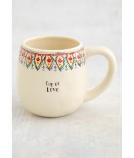 """CUP OF LOVE"" MUG - UNC"