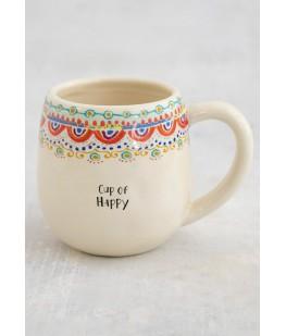 """""""CUP OF HAPPY"""" MUG - UNC"""