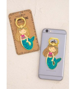 """MERMAID"" PHONE RING - UNIC"