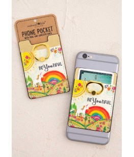 """BEYOUTIFUL"" PHONE POCKET -..."