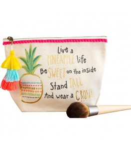 """LIVE A PINEAPPLE LIFE""..."