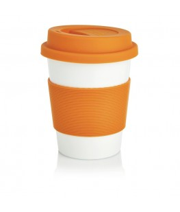 BIODEGRADABLE COFFEE CUP -...