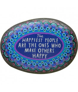"""""""THE HAPPIEST PEOPLE ARE..."""