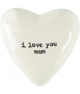 """""""I LOVE YOU MOM"""" TRINKET -..."""