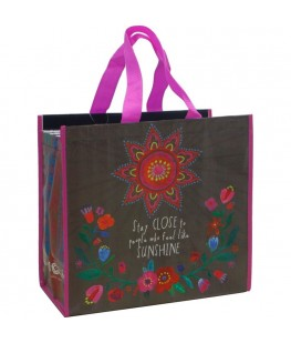 """SUNSHINE"" INSULATED TOTE -..."