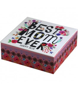 """BEST MOM EVER"" HAPPYBOX - UNC"