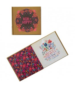 BOOK OF HAPPY - UNC