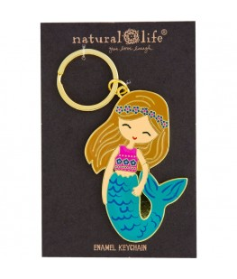 """MERMAID"" KEYCHAIN - UNC"