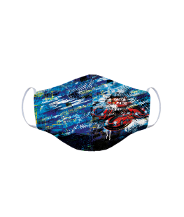 SPEED RACE FACE MASK - UNC