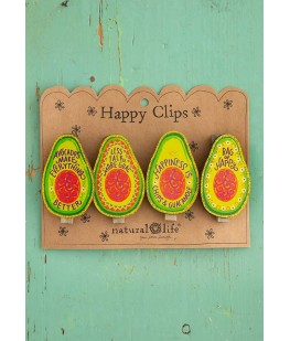 """AVOCADO"" MAGNET HAPPY..."