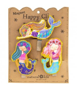 """MERMAIDS"" MAGNET HAPPY..."
