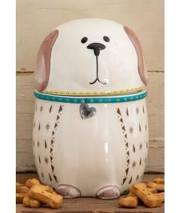 """GOOD DOG"" TREAT JAR - UNC"