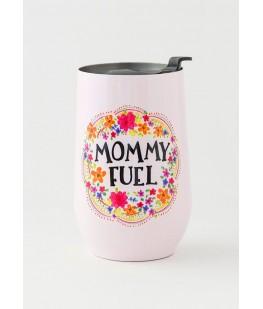 """MOMMY FUEL"" WINE TUMBLER -..."