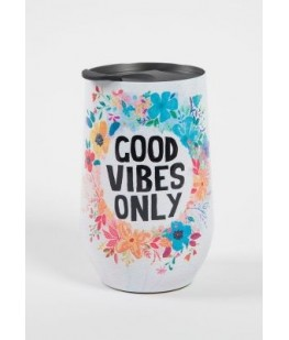 """""""GOOD VIBES ONLY"""" WINE..."""