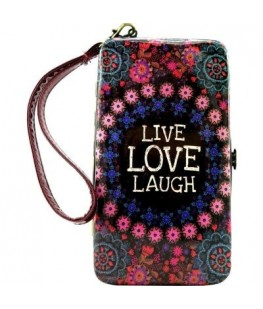 """LIVE LOVE LAUGH"" PHONE..."