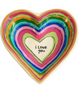 """I LOVE YOU"" HEART TRINKET..."