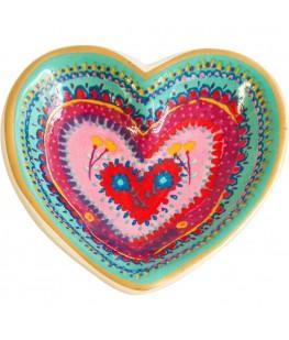 """ARTISAN HEART"" TRINKET..."