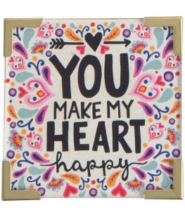 """YOU MAKE MY HEART HAPPY""..."