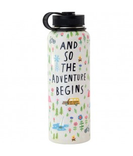 """AND SO THE ADVENTURE..."