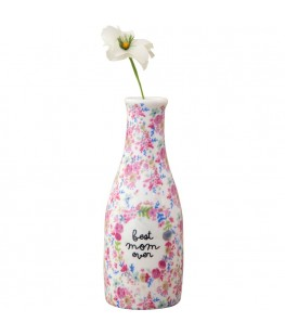 """BEST MOM EVER"" VASE - UNIC"