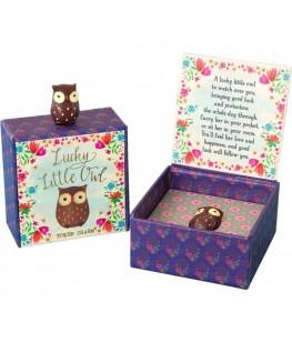 """""""LUCKY LITTLE OWL"""" LUCKY..."""