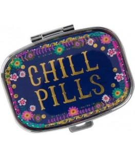 """CHILL PILLS"" PILL BOX - UNIC"