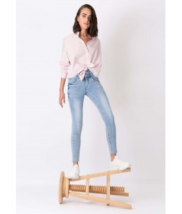 JEANS DOUBLE_UP MULHER TIFFOSI