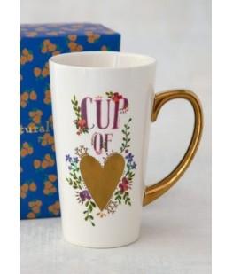 """CUP OF LOVE"" MUG - UNIC"