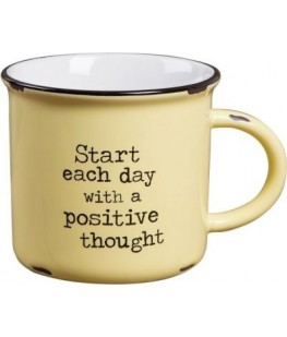 """""""START WITH A POSITIVE..."""