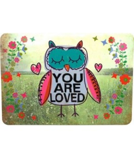 """YOU ARE LOVED"" MAGNET..."