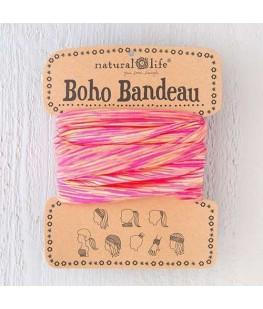 """""""BOHO BANDEAU"""" HEADBAND - UNC"""