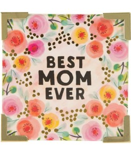 """BEST MOM EVER"" MAGNET - UNIC"