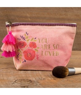 """""""YOU ARE SO LOVED"""" POUCH..."""