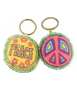 """""""PEACE"""" KEYCHAIN - UNIC"""