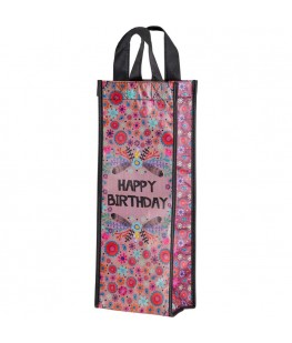 """HAPPY BIRTHDAY"" BOTTLE BAG..."