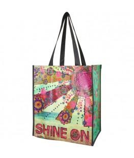 """SHINE ON"" RECYCLED BAG - UNIC"
