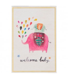 """WELCOME BABY"" GREETING..."