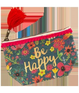 """BE HAPPY"" MINI CANVAS..."