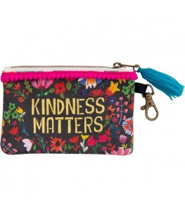 """KINDNESS MATTERS"" ID POUCH..."